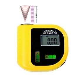 Medidor Distanciometro Ultrasonico + Laser Ingeniero Oferta