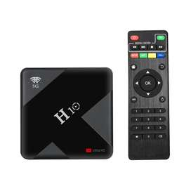 Tv Box H10 6gb Ram  64gb de Disco