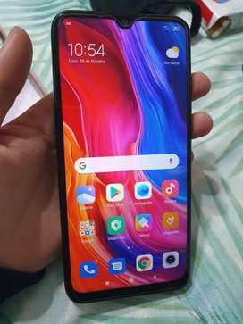Xiaomi Note 8 Libre Impecable !! 64 y 4 GB ram !!