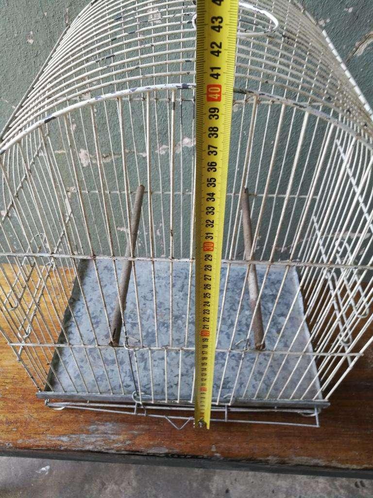 Jaula,pajarera 34x 40cm 0