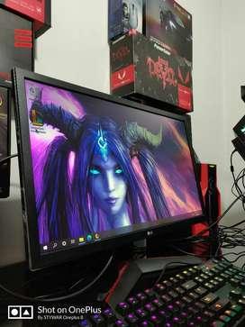 Monitor gamer lg 24 pulgadas a 144hz