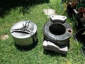 tambor lavarropas drean