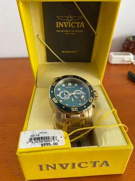 Reloj INVICTA original  en perfecto estado  ganga!!!