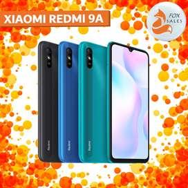 Xiaomi Redmi 9A - Nuevos Sellados c/Garantia - FOXSALES MOVIL