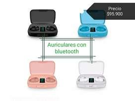 Audifonos bluetooh inalambricos E6S