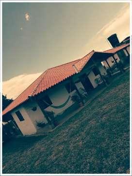 Alquiler Cabaña Recreacional por Dias, Mesa de Los Santos, Santander.