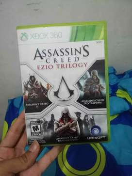 Assassin's Creed Ezio Trilogy, buen estado y funcional