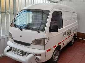 Camioneta de carga hafei