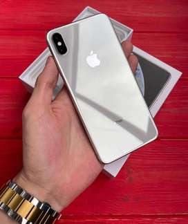 iPhone X de 256g color blanco