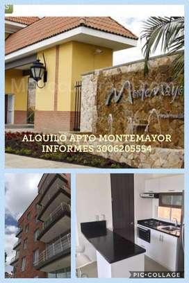 ALQUILO Apartamento MONTEMAYOR Popayan