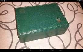 Caja Reloj Rolex Suiza Original