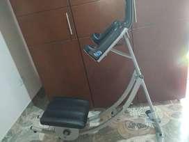 Usado, ABDOMINALES MARCADOS (máquina AB Coaster) AB slider segunda mano  Guaimaral