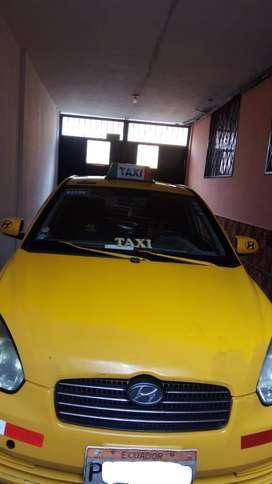 Hyundai Accent 2010, TAXI DE COOPERATIVA