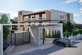 De Venta. Cumbayá - La Viña. Lujo, Exclusividad. Casa 3 dormitorios 170,66 m + Patio 31,66 m + balcón 13,39 m  Estrenar