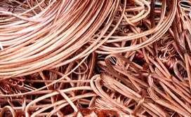 Estructuras metálicas, chatarra de todo tipo - cobre - fierro - aluminio - acero