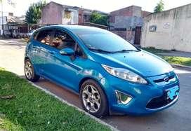Ford fiesta KD titanium, titular.