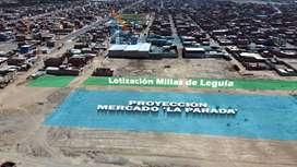 Lotes Residenciales y Comerciales - MILLAS DE LEGUIA