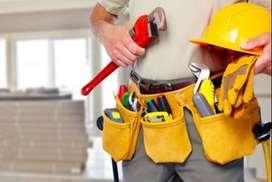 Personal de mantenimiento - Servicios generales