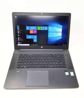 Laptop HP Zbook Studio G3 / 32gb de ram / Core i7