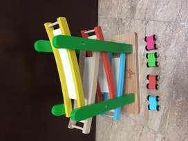 Rodadero de carros para niños