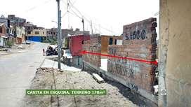 En AREQUIPA ,se vende casa como terreno