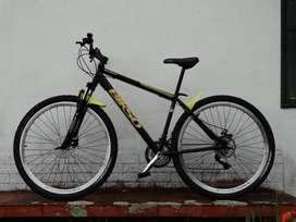 Bicicleta MTb BIKSo Mudster2  R29