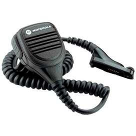 Microfono Parlante Radio Digital Motorola DGP6150 DGP4150 DGP8550 DGP5550 DGP8050 DGP5050