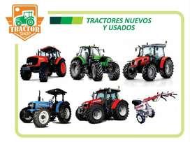 Tractores Usados Nuevos