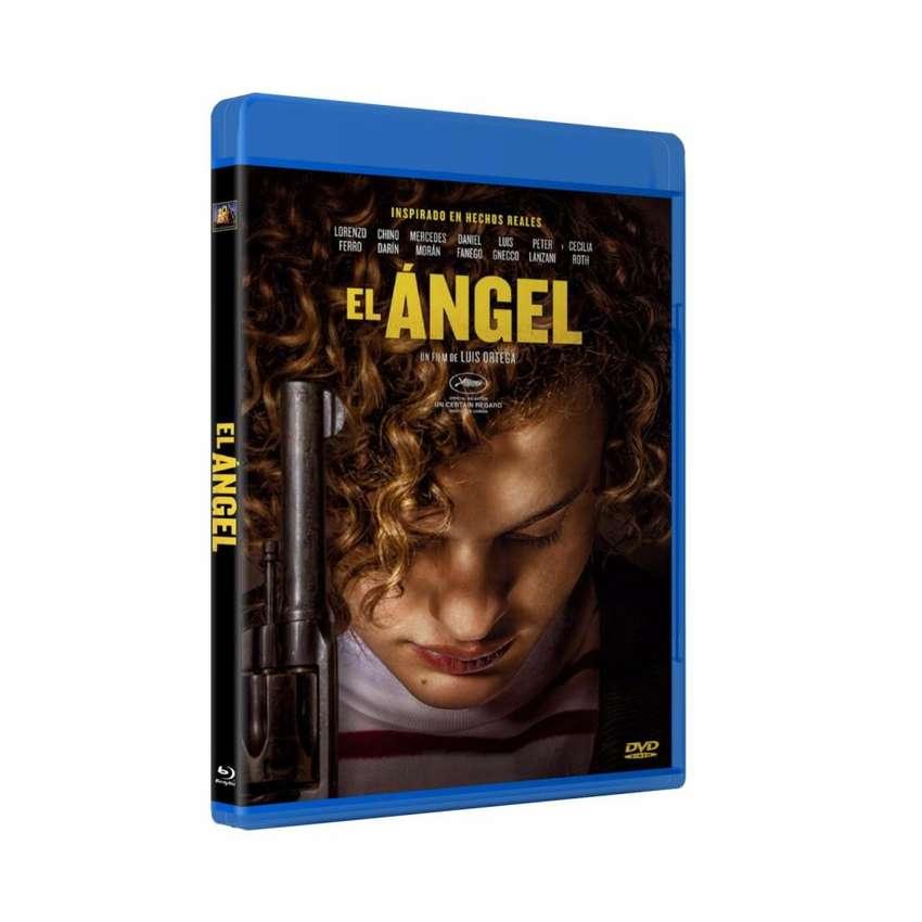 El Angel - Bluray Latino 0