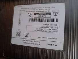 "Televisor Samsung de 55"" pantalla rota"