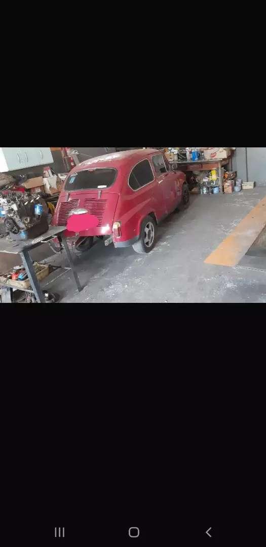 Fiat 600 gnc 0