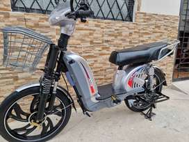 ¡REMATE $599! MOTO ELÉTRICA DE 800 WATTS, CON TRIPLE VELOCIDAD, NUEVITA
