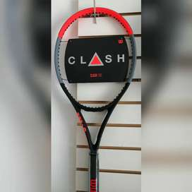 Venta raqueta wilson CLASH 100 nueva