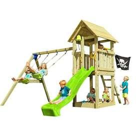 Parques Infantiles juegos Fabricados En Madera