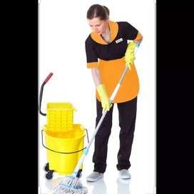 presto servicio de aseos de limpieza en hogares o oficinas de trabajo
