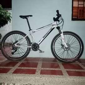 Vendo bicicleta para ciclomontañismo mtb