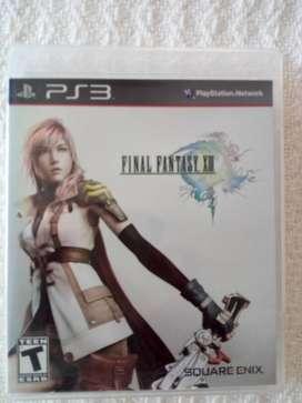 FINAL FANTASY XIII Físico PS3