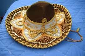 Sombrero Méxicano nuevo y original (hecho en México)