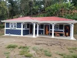 Soy maestro albañil de construcción de casas rústicas con adobe y tapial en casas del campo en Huánuco