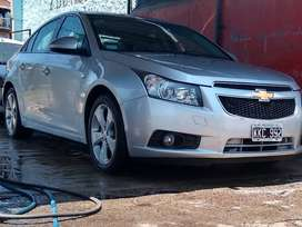 Vendo Chevrolet Cruze LTZ execelente estado