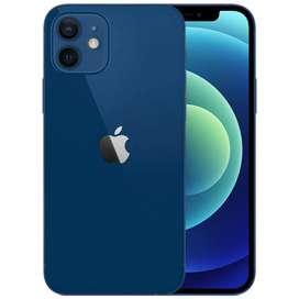 SMARTPHONE iPHONE APPLE 12. Azul, 256GB.  Nuevos Sellados. Solo 300 Unidades, por 15 Días, Quedan pocos iPhones.