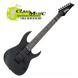 Guitarra Electrica 7 Cuerdas Ibanez Nueva