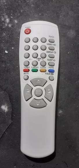 Control TV Samsung convencional