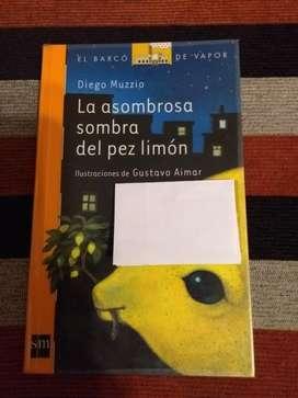 Libro La Asombrosa Sombra Del Pez Limon