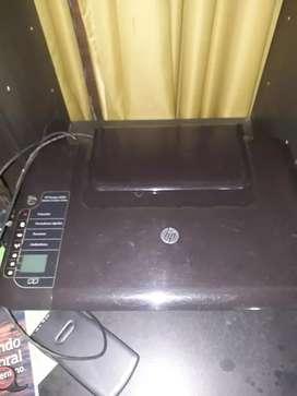 Vendo impresora DESKJET HP multifunción estado impecable