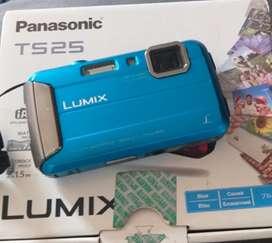 Camara Acuática, Panasonic Ts25