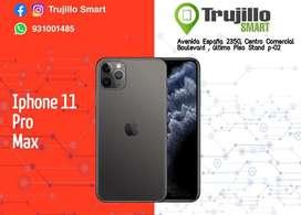 iPhone 11 Pro Max, Garantía 1 Año