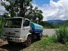 Alquilo camión cisterna