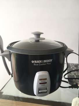 Olla Arrocera Black and Decker