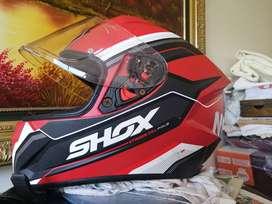 Vendo casco SHOX HELMETS